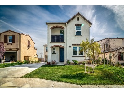 Valencia West Hills (VLWH) Single Family Home For Sale: 29040 Via Patina