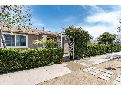 Burbank Single Family Home For Sale: 1208 North Lima Street