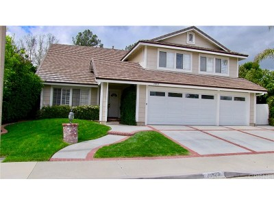 Valencia CA Single Family Home For Sale: $829,950