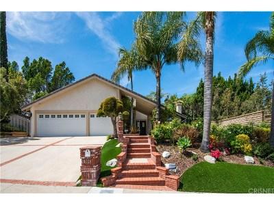 Granada Hills Single Family Home For Sale: 12153 Mission Ridge Way