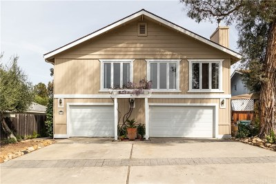 Paso Robles Single Family Home For Sale: 4994 Meadow Lark Lane