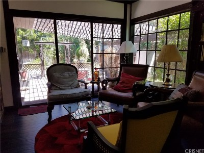 North Hollywood Single Family Home For Sale: 5714 Irvine Avenue