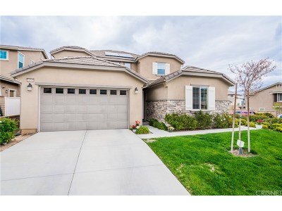 Valencia West Hills (VLWH) Single Family Home For Sale: 24545 Rosette Lane