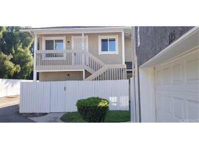 Simi Valley Condo/Townhouse Active Under Contract: 3459 Highwood Court #117
