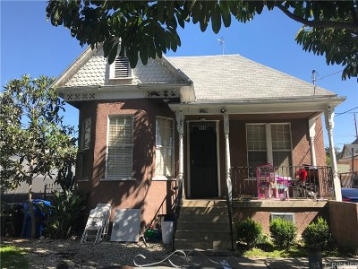 Single Family Home For Sale: 237 East 31st Street