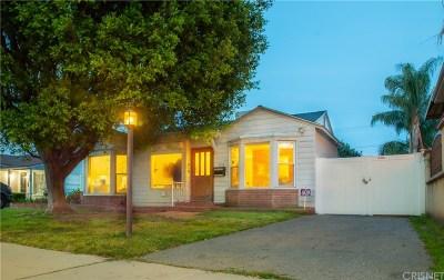 Encino Single Family Home For Sale: 5114 Balboa Boulevard