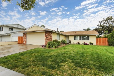 Simi Valley Single Family Home For Sale: 2125 Abraham Street