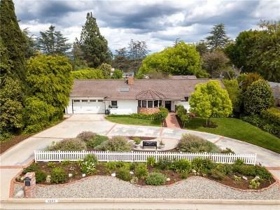 Northridge Single Family Home For Sale: 9200 Aldea Avenue