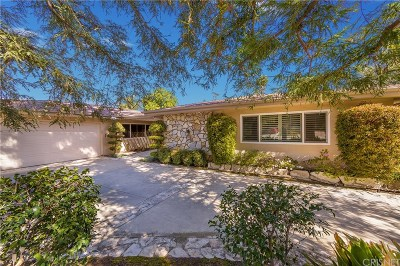 Woodland Hills Single Family Home Active Under Contract: 22501 Calvert Street