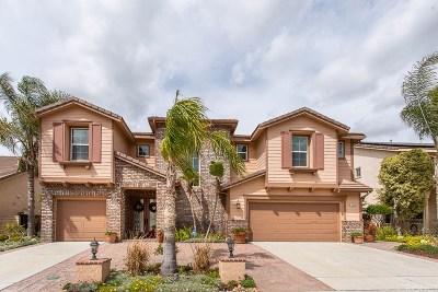 Simi Valley Single Family Home For Sale: 5565 California Oak Street