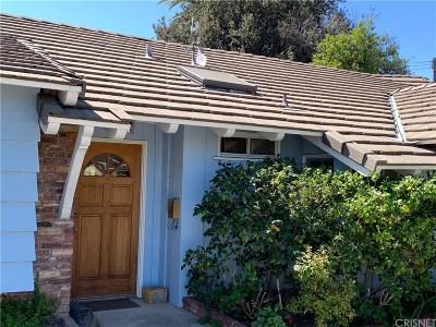 Northridge Single Family Home For Sale: 19808 Acre Street