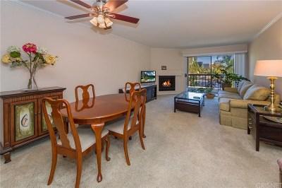 Woodland Hills Condo/Townhouse For Sale: 21500 Burbank Boulevard #229