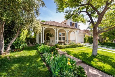 Valencia Single Family Home For Sale: 26108 Shadow Rock Lane