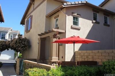 Valencia Condo/Townhouse Active Under Contract: 27472 Riverside Lane #136