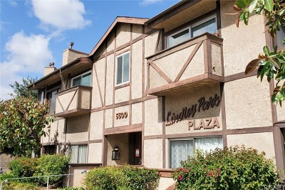Encino Condo/Townhouse For Sale: 5500 Lindley Avenue #119