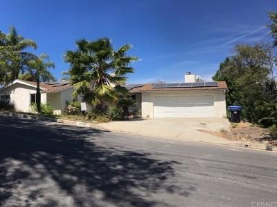 Tarzana Single Family Home For Sale: 18145 Karen Drive