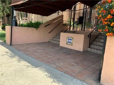 Van Nuys Condo/Townhouse Active Under Contract: 8020 Langdon Avenue #118