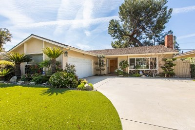 North Hills CA Single Family Home Active Under Contract: $619,500