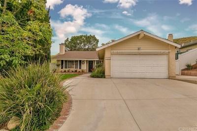 Single Family Home For Sale: 28475 Alder Peak Avenue
