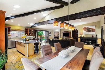 Tarzana Single Family Home For Sale: 6253 Calvin Avenue
