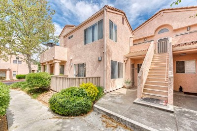 Newhall Condo/Townhouse Active Under Contract: 21346 Nandina Lane #103