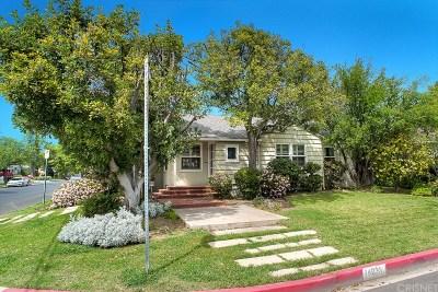 Sherman Oaks Single Family Home For Sale: 14031 Morrison Street