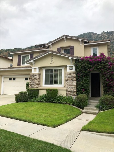 Azusa Single Family Home For Sale: 10 Silver Forest Court