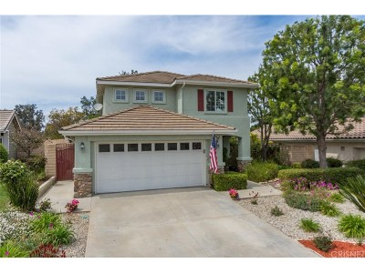 Simi Valley Single Family Home For Sale: 2847 Briarpatch Drive