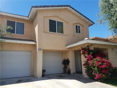 Cathedral City Single Family Home For Sale: 33381 Campus Lane