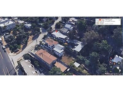Echo Park Single Family Home For Sale: 2146 Fargo Street