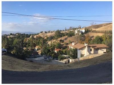 Woodland Hills Residential Lots & Land For Sale: 4760 Burgundy Road
