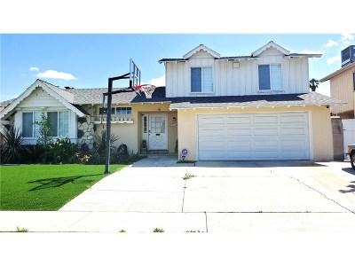 Winnetka Single Family Home For Sale: 20716 Ingomar Street