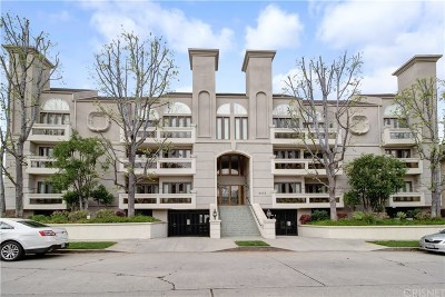Sherman Oaks Condo/Townhouse For Sale: 4415 Saugus Avenue #304