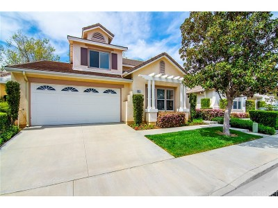 Simi Valley Single Family Home For Sale: 2011 Tulip Avenue