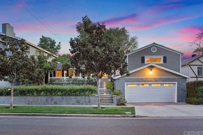 Sherman Oaks Single Family Home For Sale: 13970 Davana Terrace