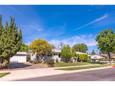 Winnetka Single Family Home Active Under Contract: 8623 Jumilla Avenue