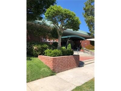 Encino Condo/Townhouse For Sale: 5301 Balboa Boulevard #O4