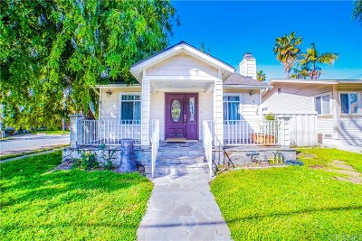 Glendale Single Family Home For Sale: 223 West Stocker Street