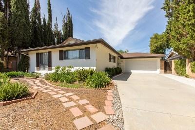 Granada Hills Single Family Home Active Under Contract: 10019 Gothic Avenue