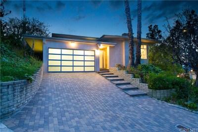 Encino Single Family Home For Sale: 4369 Empress Avenue