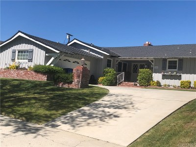 Woodland Hills Single Family Home For Sale: 5650 Ramara Avenue