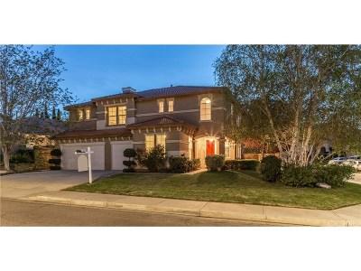 Palmdale Single Family Home For Sale: 40265 Springpark Lane