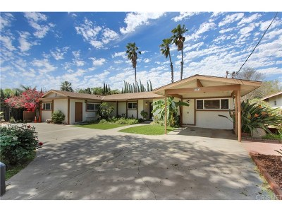 North Hills Single Family Home Active Under Contract: 8759 Haskell Avenue