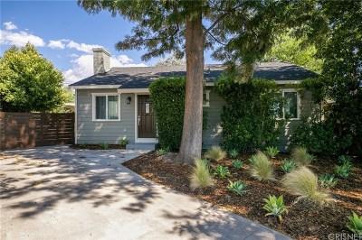 Altadena Single Family Home For Sale: 2580 La Fiesta Avenue