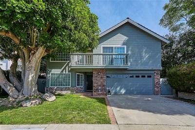 Winnetka Single Family Home For Sale: 20323 Blythe Street