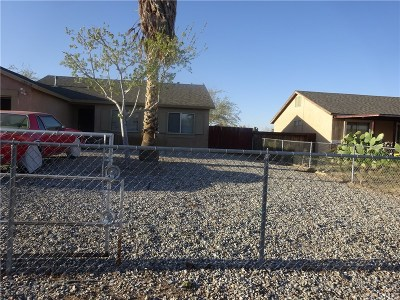 Adelanto Single Family Home For Sale: 10388 Parkview Street