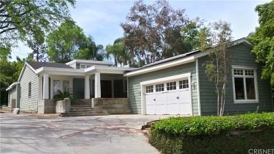 Woodland Hills Single Family Home For Sale: 22122 Avenue Morelos