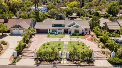 Northridge Single Family Home For Sale: 17532 Osborne Street