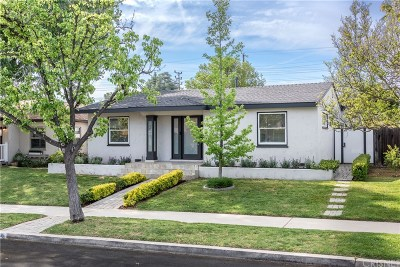 Los Angeles County Single Family Home For Sale: 16748 McCormick Street