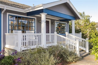 Toluca Lake Single Family Home For Sale: 11219 Blix Street